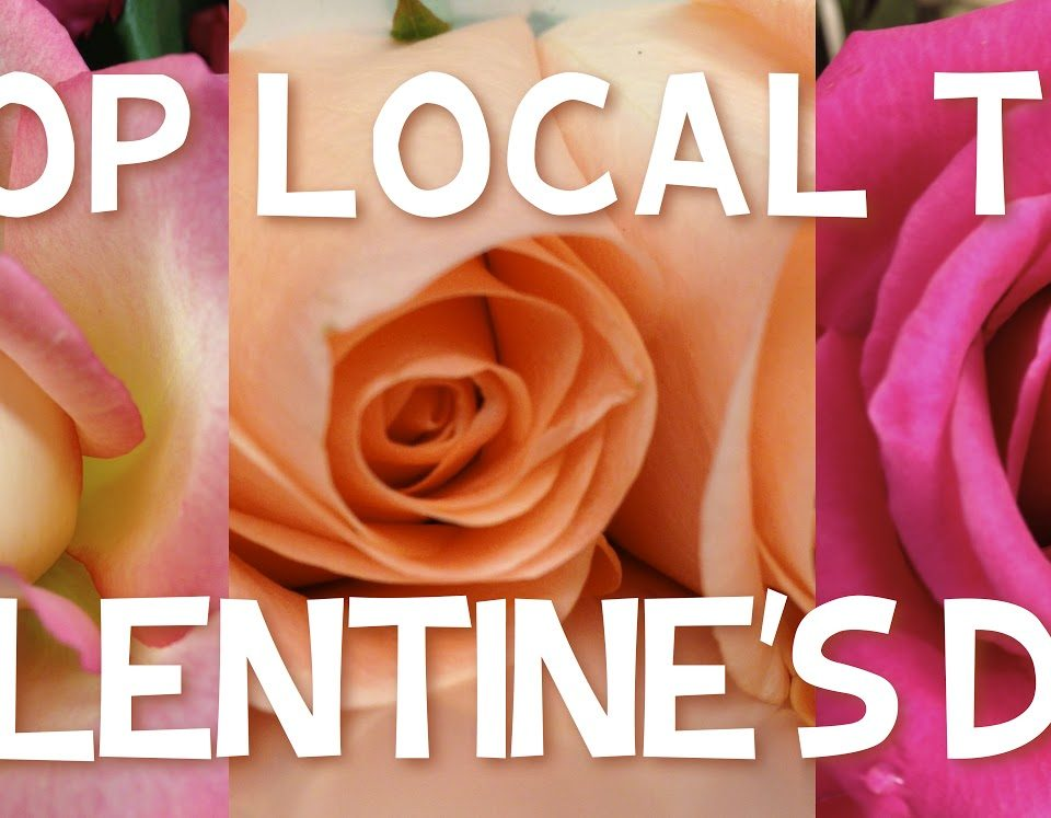 Shop Local Valentines